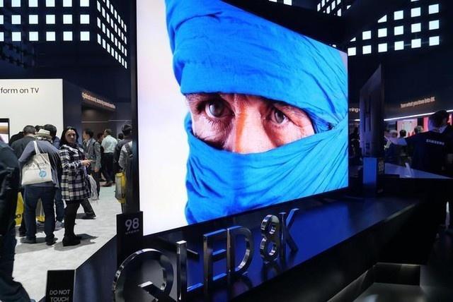 CES上爆发的8K电视 真的准备好了吗?