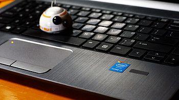 #本站首晒#这个生产力工具很实用够用:惠普 probook 430G2 笔记本一年使用体会