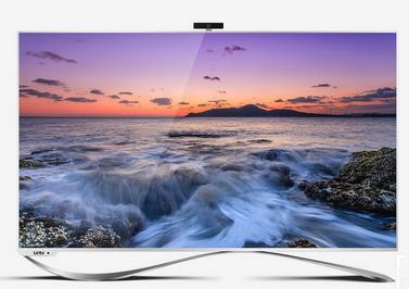 微鲸电视55K1对战乐视电视 X55