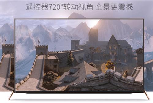2017大屏4K电视良心推荐,新一代的客厅追剧神器