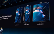 外媒看华为可折叠手机:机身更薄、屏幕更大