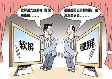 电视软屏好还是硬屏好?有何区别?如何选择?