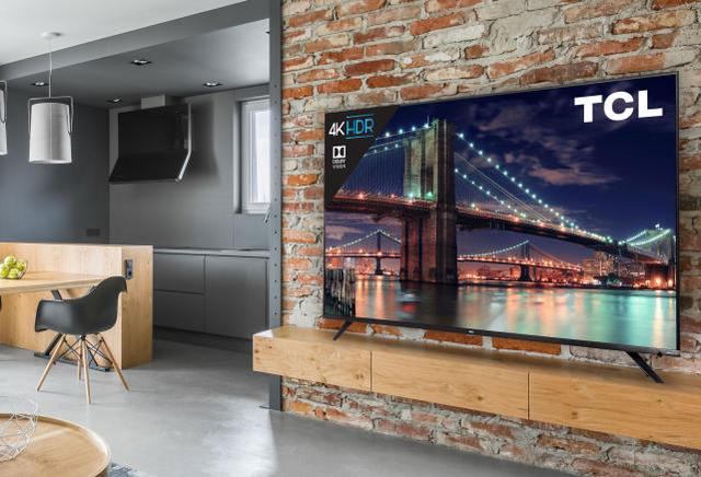 起价649美元 TCL高端4K HDR Roku电视正式向全球发售