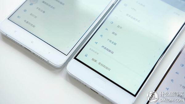 虽然小米5s和小米5s plus的手机边框几乎是一样的
