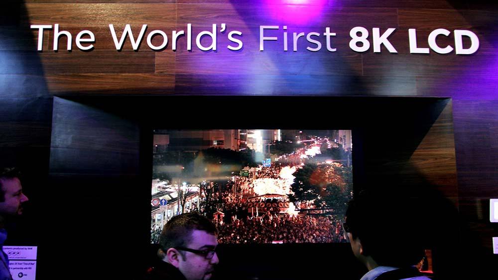 LG 公布新电视信息,CES 也是电视品牌炫技的主战场?