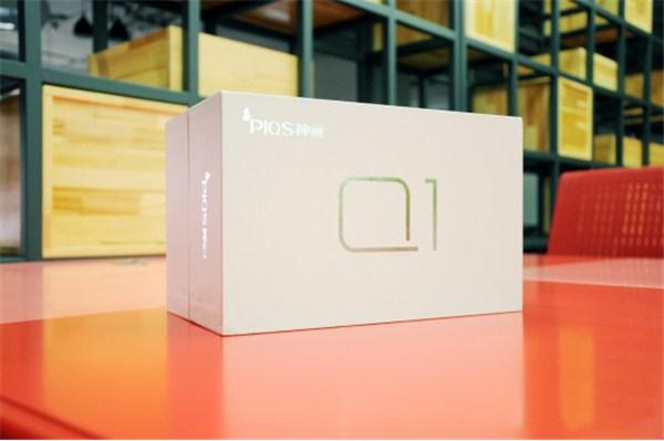 神画Q1智能投影开箱图赏 2999元的卧室影院
