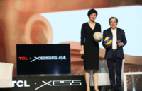 郎平现场助阵 TCL商务旗舰950正式发布