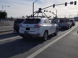 加州车管局对自动驾驶立新规,苹果回应