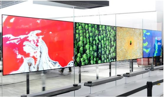 LG SIGNATURE OLED电视W系列将电视设计推向新的境界