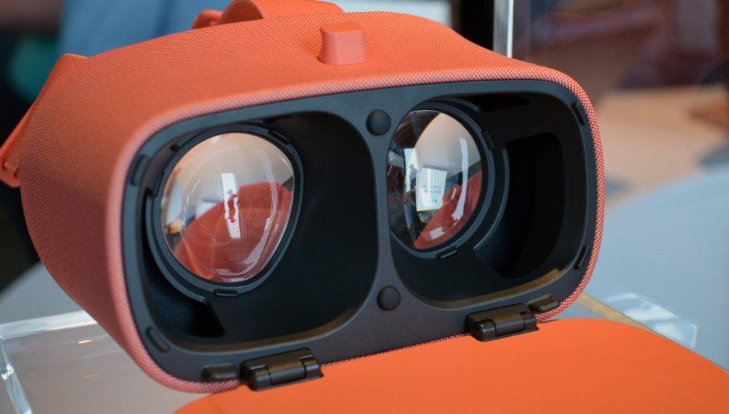 谷歌正在加大对VR/AR镜片的研发力度