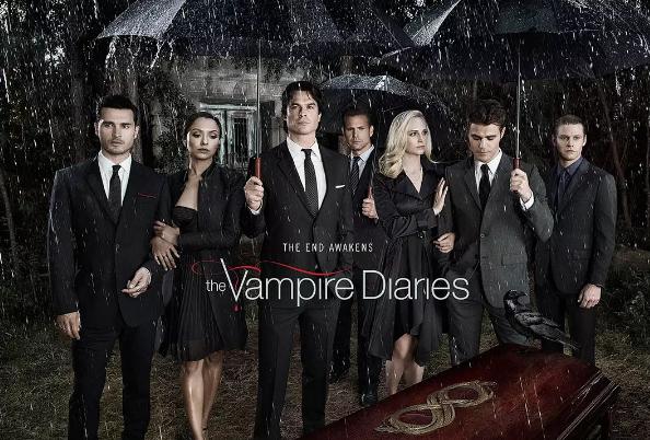 《吸血鬼日记》1-8全季高清资源,智能电视在线观看方法