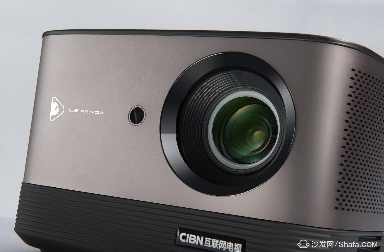 2400流明+1080P,CIBN乐盼达创造LED投影亮度新标准