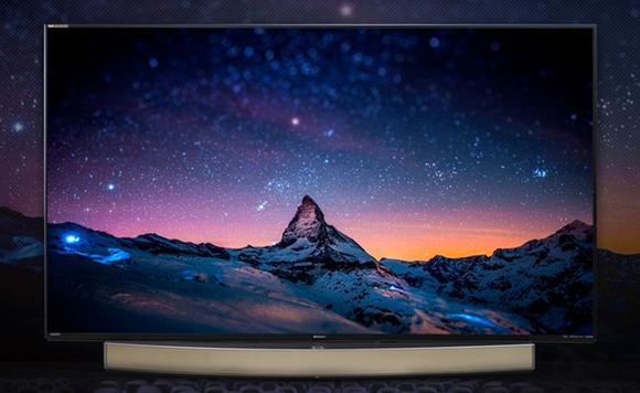 日本进口面板 合资70英寸电视不到8000?