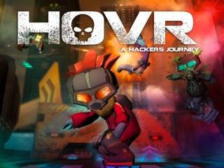 跑酷游戏《HOVR》黑客迷城登陆Gear VR