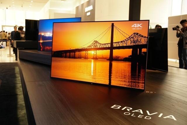 高端市场销量超越液晶!OLED电视加速普及