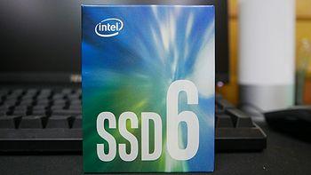 intel 英特尔 600P 512G PCIE M2 SSD 开箱&简单评测