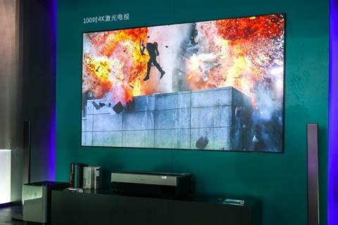 强势进击海外 海信要做中国彩电的世界名片