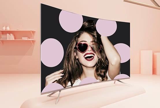 超薄曲面无限沉浸 海信E6电视上市被疯抢的秘密