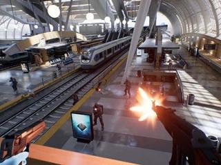 Oculus Touch免费开放《子弹列车》下载!