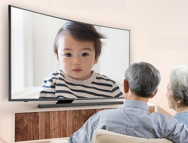 哪种家电是客厅霸主?高品质曲面电视推荐