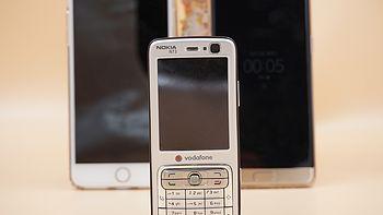 #本站首晒# IPHONE算什么?晒一晒10年前的机皇:NOKIA 诺基亚 N73(附更换外壳)