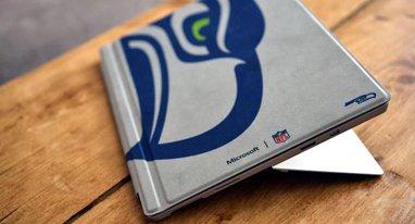 橄榄球迷请注意!NFL定制版Surface键盘开卖了
