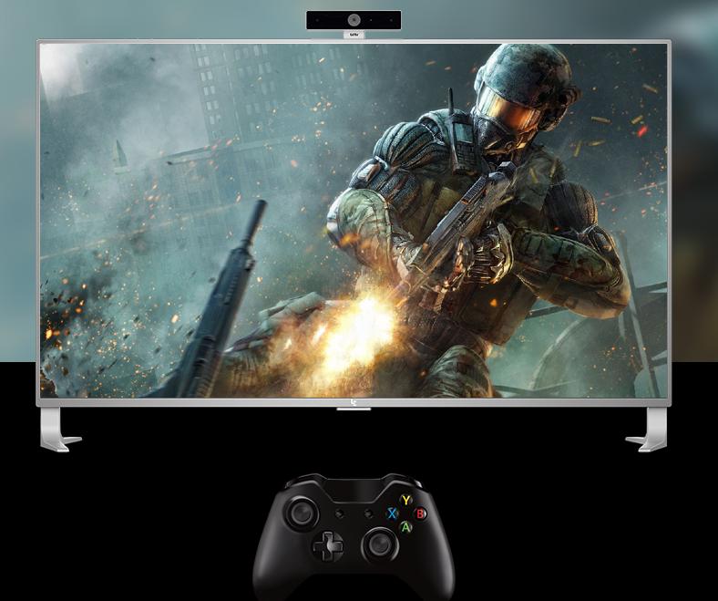 乐视超4 X43通过U盘安装电视直播软件