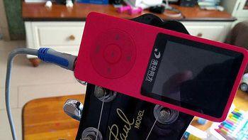 #原创新人#不到60块钱的练琴好帮手,THTF 清华同方102型MP3播放器