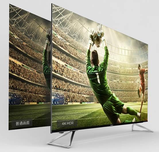 视野无界 海信E72A掀起全面屏电视狂潮