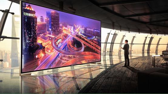 乐视全球首发超级电视uMax85 为美国送生态
