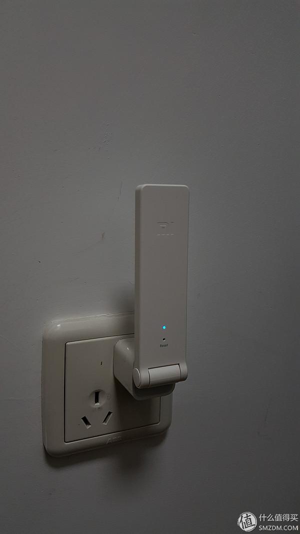 说说 小米 WiFi 放大器图片