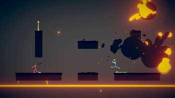「奶牛关」黑5值得关注的游戏推荐 篇一:又有撕逼游戏玩啦:《Stick Fight: The Game》