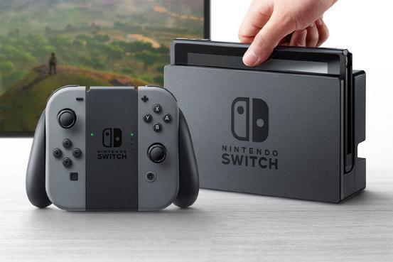 老任想开了 未来将为Switch加入电容触控屏