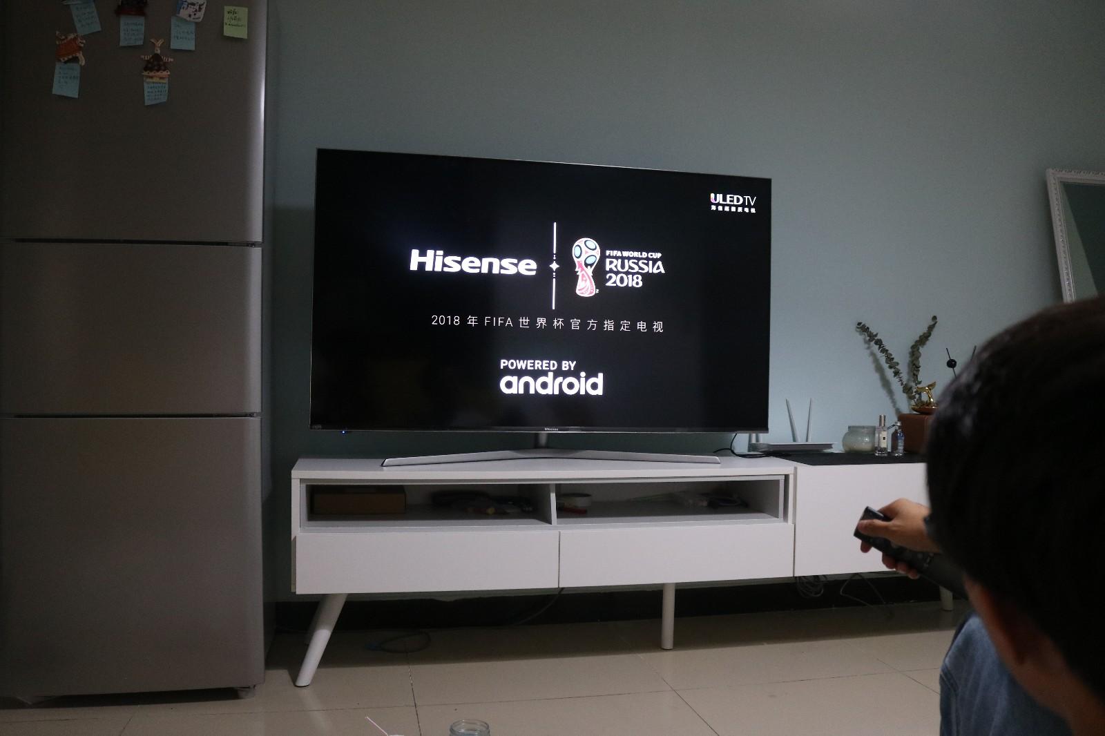 海信E9电视体验:有你在身边 客厅也能度蜜月