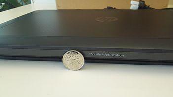 #原创新人# HP 惠普 第三代移动工作站HP ZBook 15 G3 开箱记