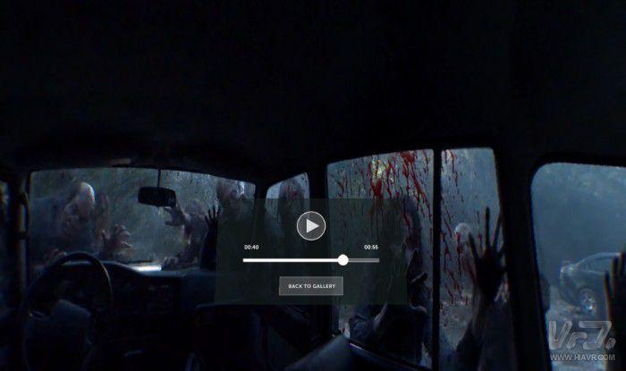 《行尸走肉》第八季今日回归 AMC推出《行尸走肉》VR体验