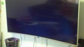 呀~我家的电视弯了——Letv 乐视超4 X55 Curved 智能电视 开箱评测