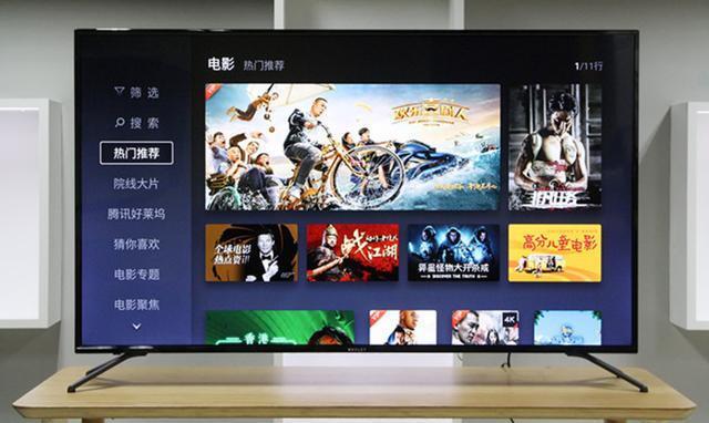 互联网电视三强出炉,三星、LG、索尼只有吃瓜的份