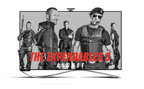 乐视电视X60S通过内置浏览器安装应用市场