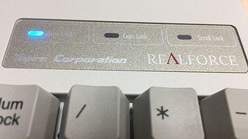 #原创新人# 首次尝试 realforce 静电容键盘,附带这么多年入坑之路