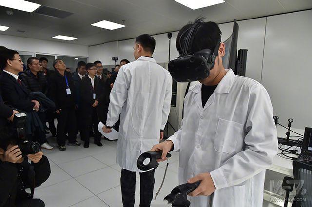 VR助力检务工作,聚焦最高检举行第二十三次检察开放日活动