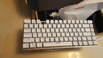 什么不值得买—— AJAZZ 黑爵 AK33机械键盘 使用心得