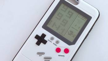 来自童年的记忆——游戏机手机壳 iPhone 7plus