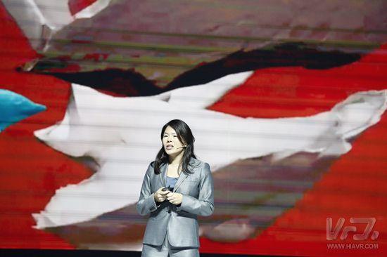 苹果大中华区董事总经理葛越:AR让世界变得触手可及