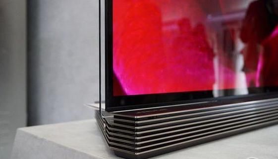 """电视机也有""""黑科技"""",超薄可折叠的屏幕你了解多少?"""