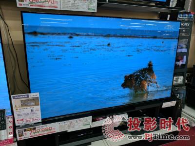 OLED电视热销,索尼双倍采购LGD面板