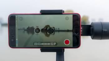 蘑菇玩外设 篇十五:轻松让手机化身视频拍摄利器——魔爪Mini-MI手机三轴稳定器 开箱评测