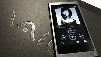 信仰的新玩意:SONY 索尼 NW-A35HN 无损音乐播放器 使用小记