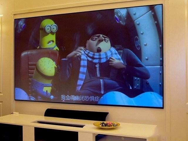 激光电视是电视还是投影?这事你怎么看