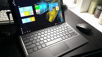 #原创新人#移动办公新成员——Lenovo 联想 miix520 平板电脑 开箱与一周使用感受